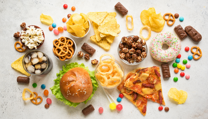Stress Eating and Stress Awareness Month