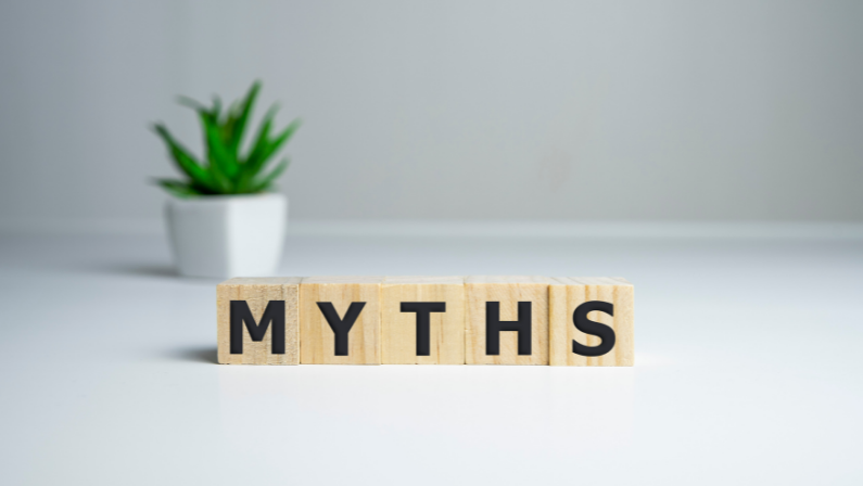 Top 5 Nutrition Myths Busted